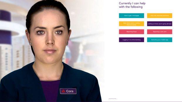 U.K. bank RBS tests 'digital human' teller to help customers  - Business - CBC News