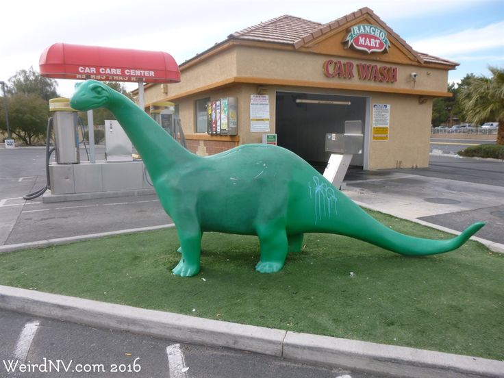 Sinclair dinosaur las vegas petroliana pinterest for Yard statues las vegas