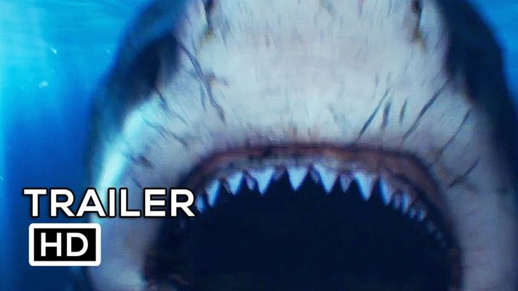 DEEP BLUE SEA 2 Official Trailer (2018) Shark Horror Movie HD - YouTube