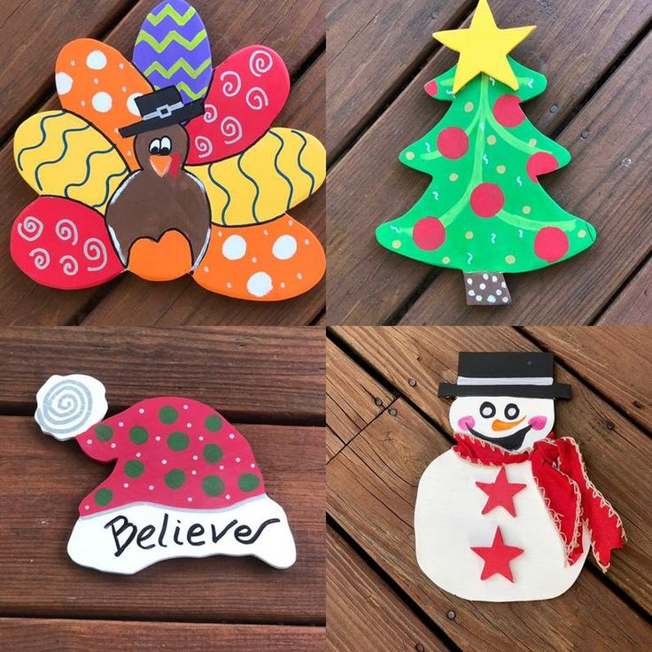 Seasonal Decorations for Interchangeable Door Hanger Year ...