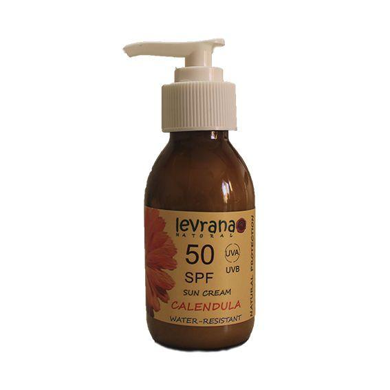 Солнцезащитный крем для тела Календула, SPF50