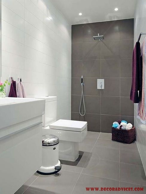 Small And Simple Bathroom Decor Decorating A Small Bathroom Bathroom Decorations Pinterest