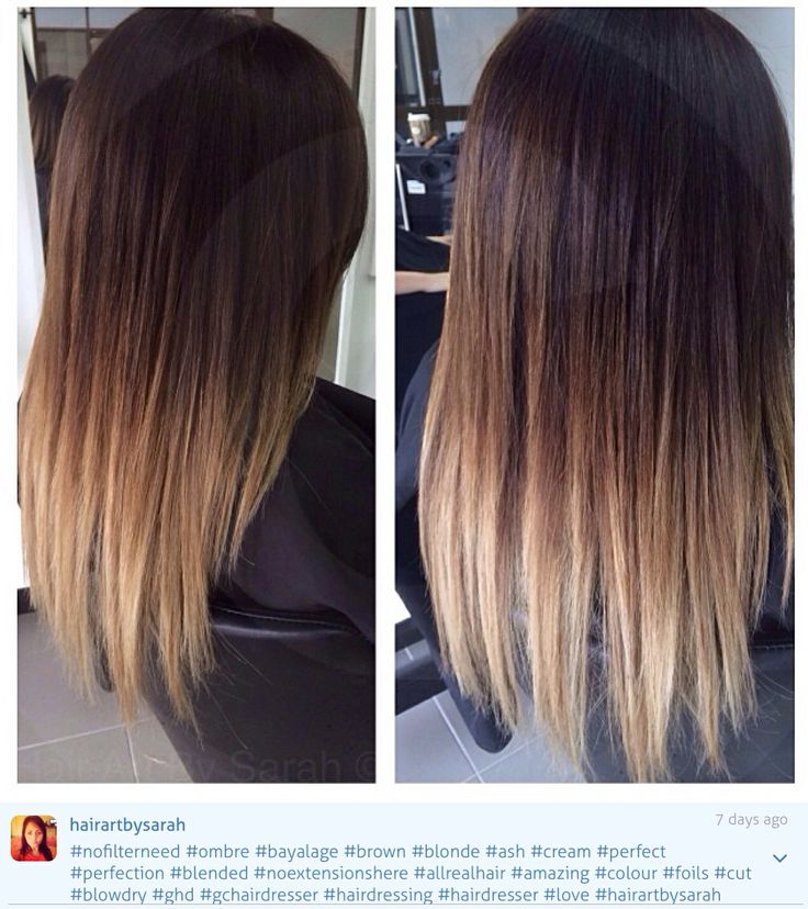 Excellent 74 Best Images About Hair Ideas On Pinterest Brown To Blonde Hairstyles For Women Draintrainus