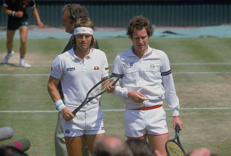 John McEnroe VS Chris Lewis - Wimbledon Final 1983.