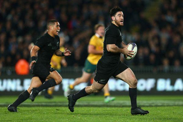 Nehe Milner-Skudder Photos - New Zealand v Australia - The Rugby Championship - Zimbio