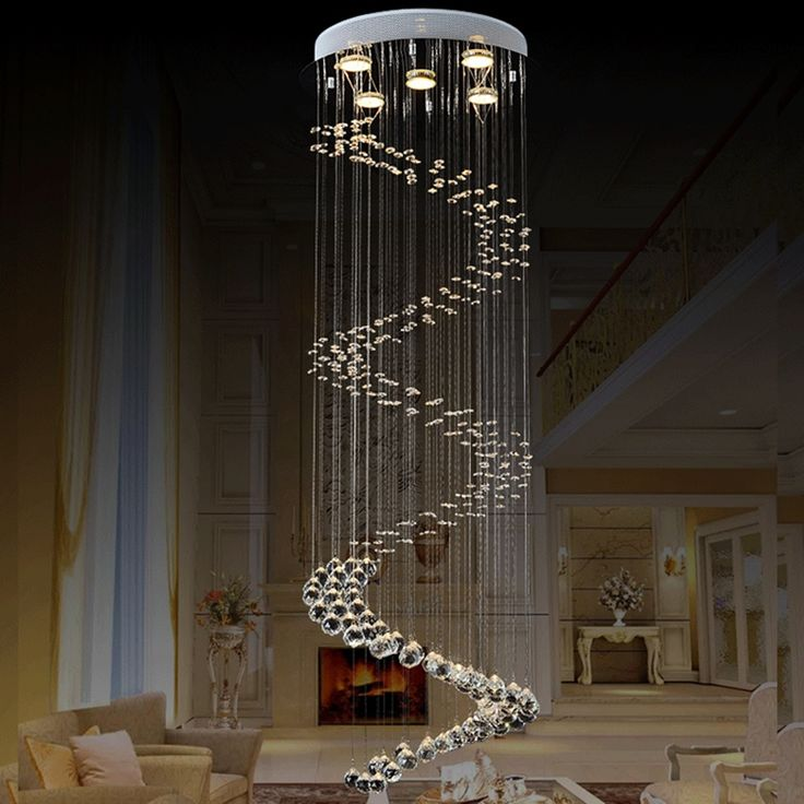 330.85$  Know more  - VALLKIN Modern Crystal Chandelier Living Room lustres de cristal Decoration Pendants and Chandeliers Home Indoor Lamps
