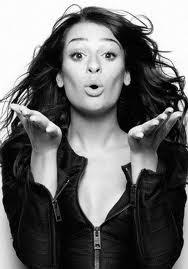 Lea Michelle: Bw Famous, Leah Michele, Lea Michelle, Mary Claire, Glee, Famous Lady, Lea Michele, Famous Face, Blowit Inspiration