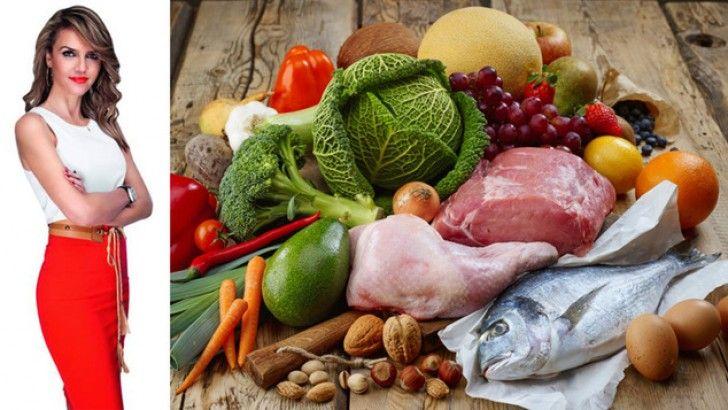 Εβδομαδιαίο πρόγραμμα διατροφής από την Δρ Μαρία Ψωμά, για να χάσουμε κιλά άμεσα