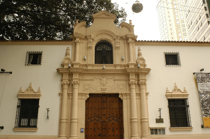 Museo de Arte Hispanoamericano Isaac Fernández Blanco, Retiro.
