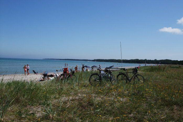 Gotland Runt på cykel