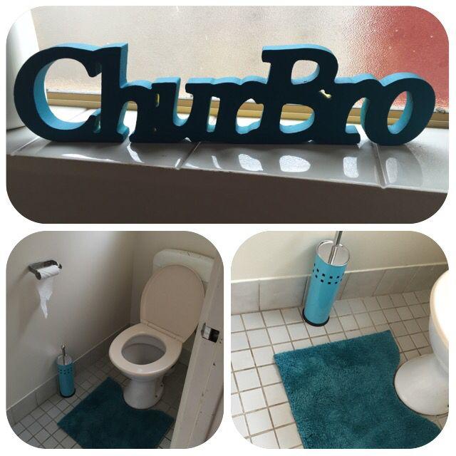 Toilet chur