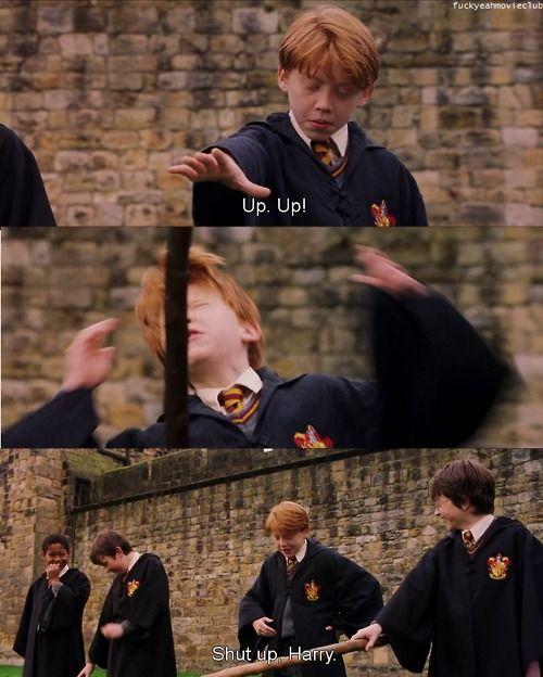 Гарри и рон приколы картинки, для видео поздравления