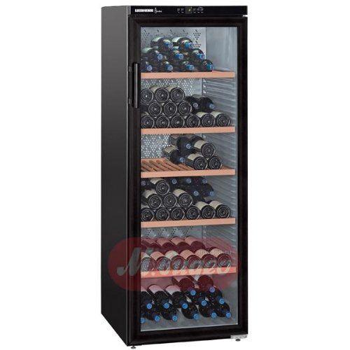 Liebherr WKB 4212 – refroidisseurs à vin (Autonome, Noir, 5 – 20 °C, Noir, SN, ST, A): Liebherr WKB 4212. Design de la caisse: Autonome…