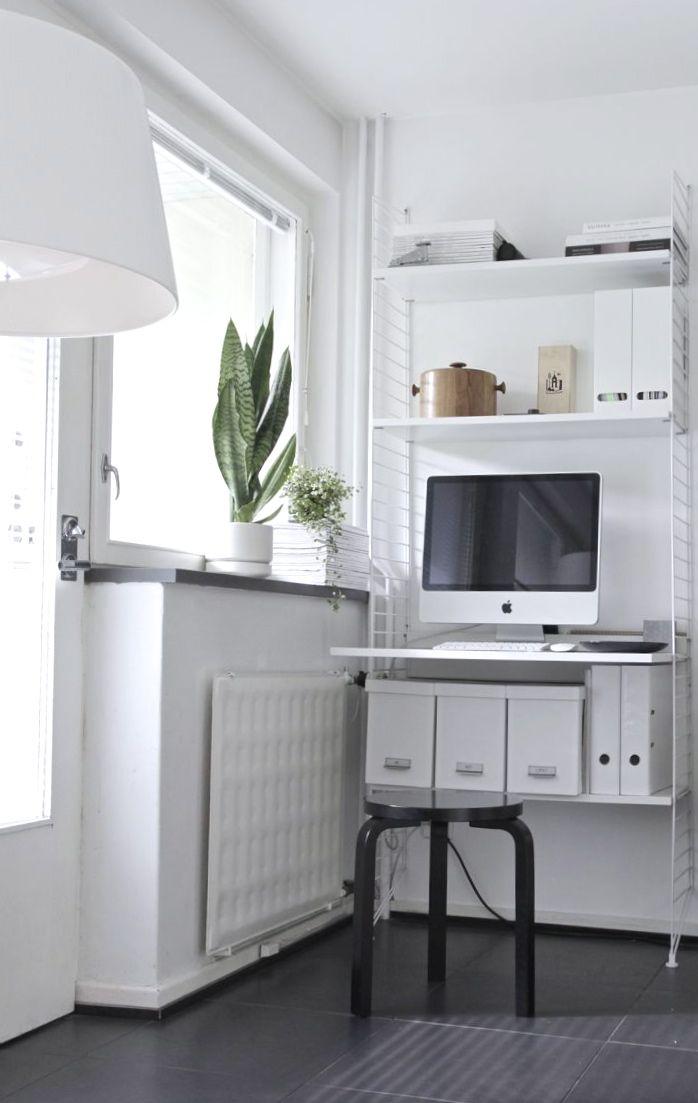 Via Time of the Aquarius | Home Office | Alvar Aalto | String System