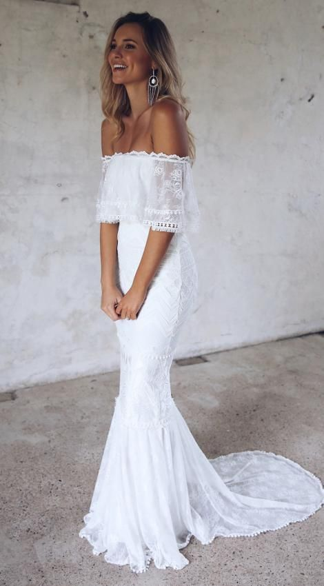 WEDDING DRESSES #weddingdressesboho