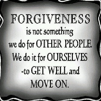 what forgiveness is not pdf