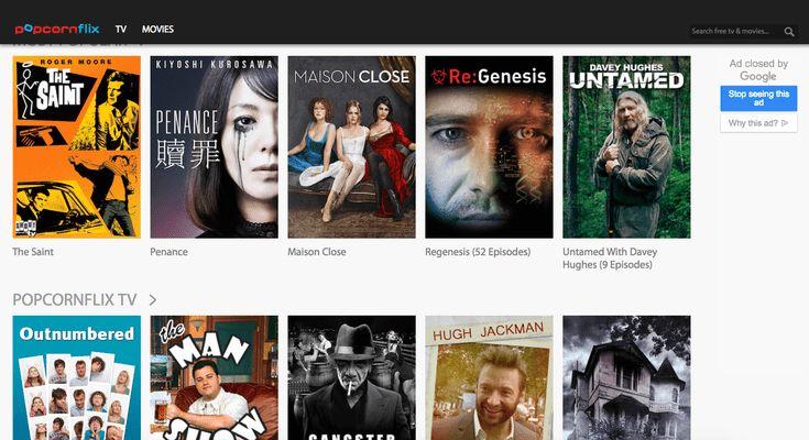 10 Sites to Watch Free Full Episode TV Shows Online: Popcornflix