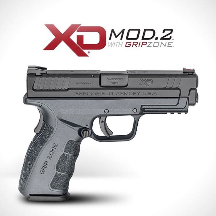 Springfield XD MOD.2/ XDS with tactical gray frame coming soon!  Photo credit…