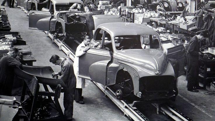 cars - Ball screw repair