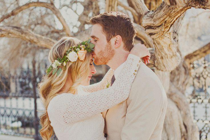 Wedding Flowers Salt Lake City Utah : Real utah wedding salt lake city temple winter