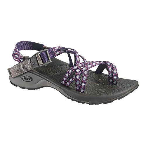 New Chaco Updraft Ecotread X2 Violet Rings 5 Womens Sandals *** Visit the  image