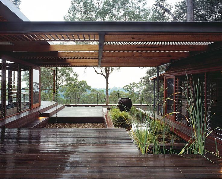 Bowen Mountain House by CplusC Architecture, NSW