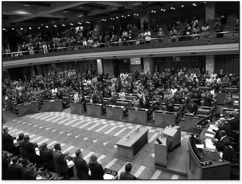 Parliament of South Africa #National Assembly