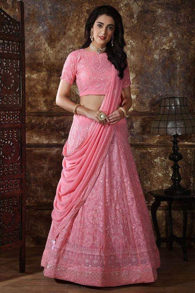 Pin On Designer Indian Clothing Lehenga Saree Anrakali Salwar Suit Gowns Indian Jewlery Bollywood Style Wedding Saree Saree Online Usa