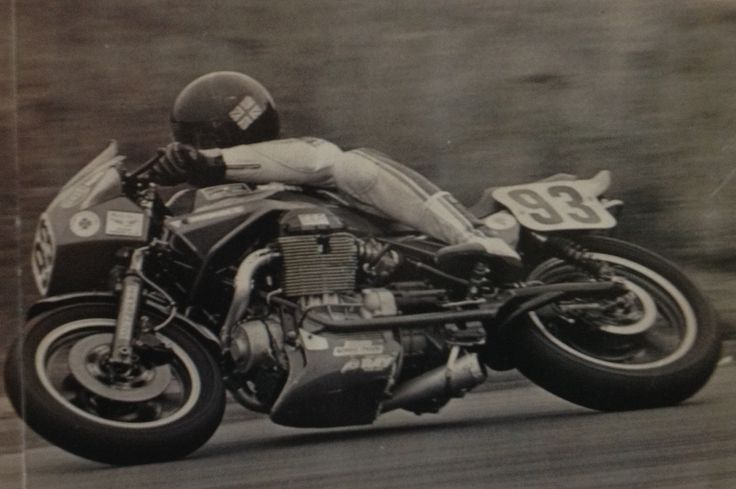 cathcart testing wittner moto guzzi le mans 1000 guzzi. Black Bedroom Furniture Sets. Home Design Ideas