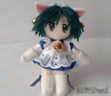 Текстильная кукла аниме