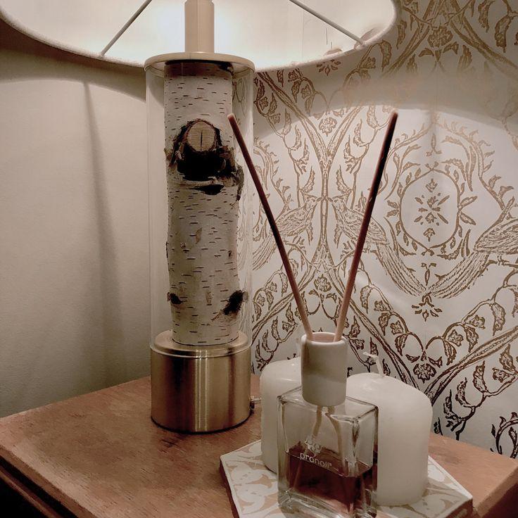 "7 Likes, 1 Comments - Bereza lamp (@berezalamp) on Instagram: ""Настроение золотая осень.🍁🍁🍁☀️Настольная лампа, полированная латунь. Golden autumn mood ☀️🍂🍂✨ Table…"""
