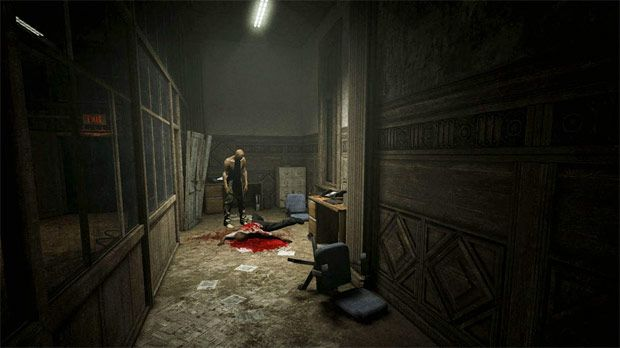 Outlast  | 10 Games That Will Give You Goosebumps