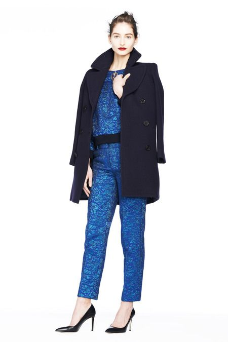 Our Double-cloth lady day coat with Thinsulate®.