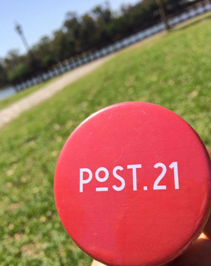 Post21 de paseo por Buenos Aires... Palermo www.post21.com.ar