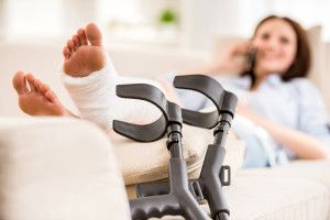 What you can and can't do while healing an ankle fracture! http://www.socalfootandankle.com/trauma/healing-from-an-ankle-fracture