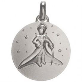 Médaille de cou argent 18mm