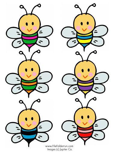 * Bloemen & Bijtjes....welke bij hoort bij welke bloem? 4-4