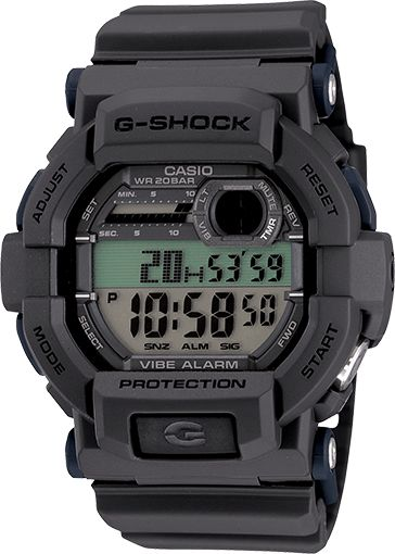 GD350-8 G-Shock Military Watch with vibration alert