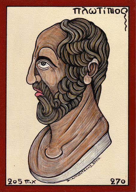 ΠΛΩΤΙΝΟΣ..Plotinus... ήταν σημαντικός φιλόσοφος της ύστερης αρχαιότητας και ιδρυτής της νεοπλατωνικής σχολής της φιλοσοφίας....