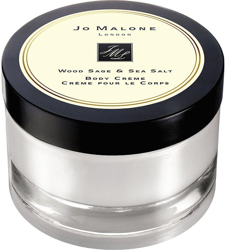 JO MALONE - Wood Sage & Sea Salt Body Crème 175ml | Selfridges.com