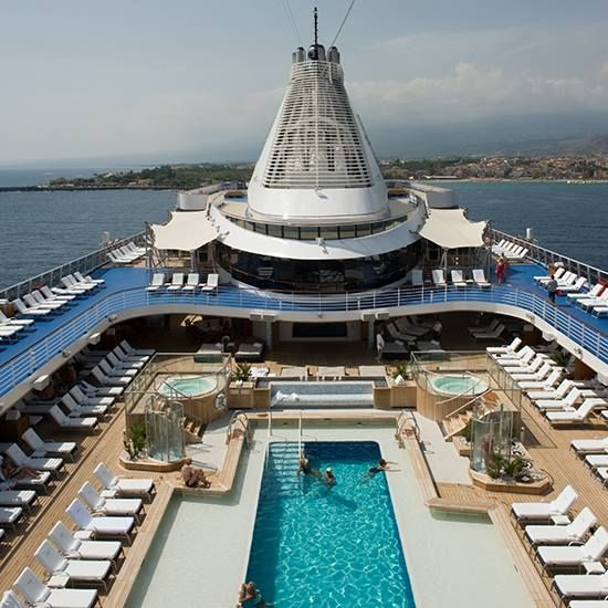 Not sure if a #Mediterranean cruise is for you? T+L has three great new options.