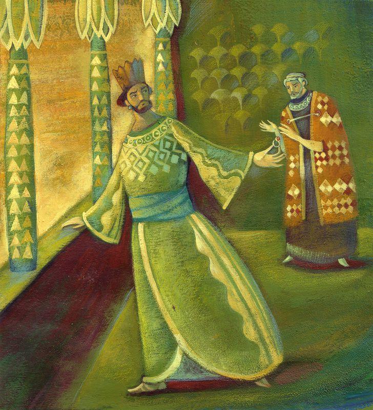 Ester, la regina - storie della Bibbia, Alida Massari