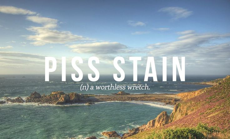 18 British Insults We Should All Start Using - Funny Gallery