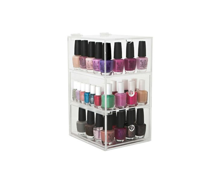 AUD 73 - Glamour Nail Polish Tower from The Makeup Box Shop.