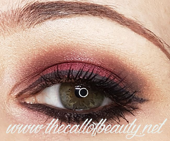 The Call of Beauty: Make Up of the Day: Anastasia Beverly Hills Modern Renaissance