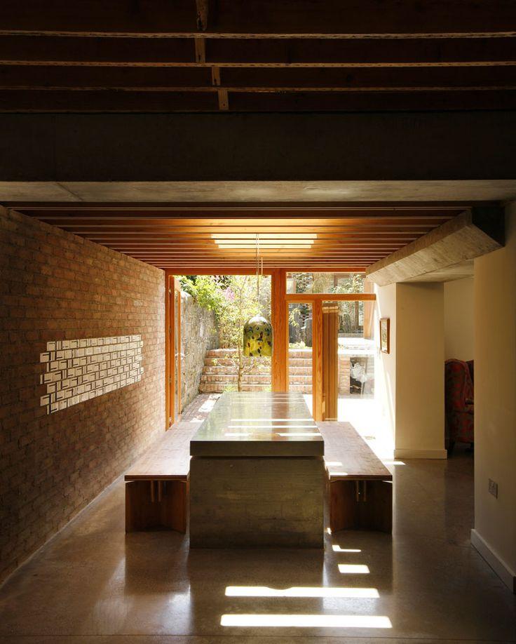 House 2 - Dining Room - TAKA Architects