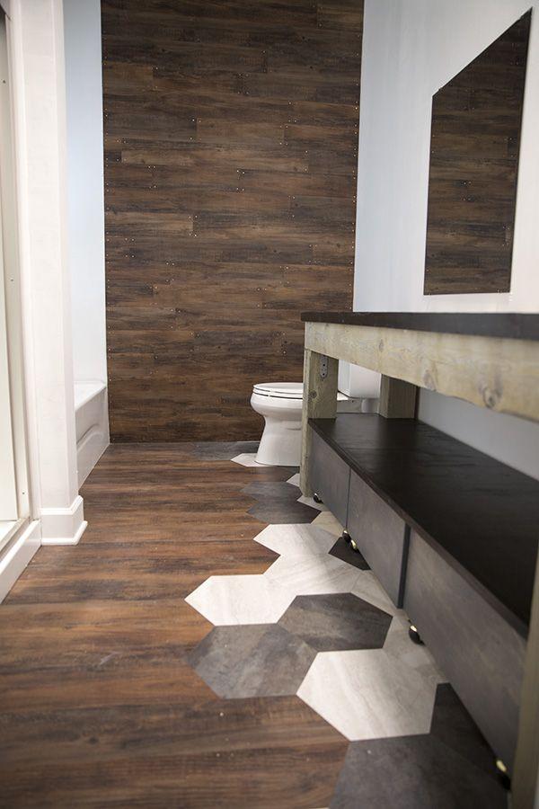Pentagon Shaped Pattern On A Stone Floor Flooring : Best vinyl tile flooring ideas on pinterest luxury