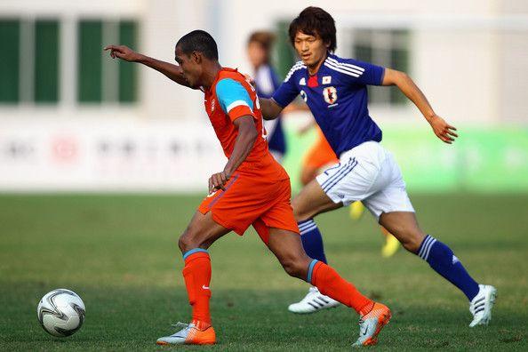 Yuki Saneto Asian Games Day 4 Football