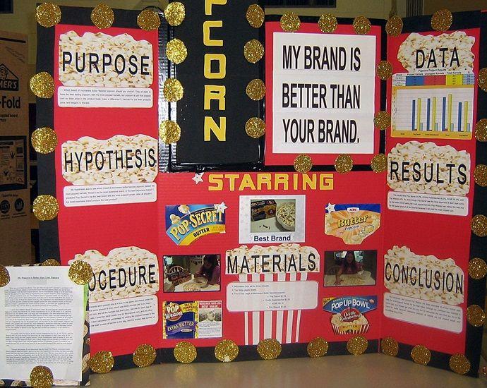 39 best images about Popcorn ideas on Pinterest | Science fair ...