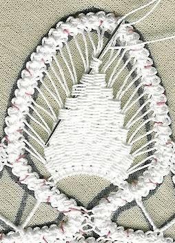 Deckchen mit Ananasmuster